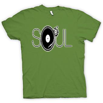 Kids T-shirt - Soul - Retro Music DJ
