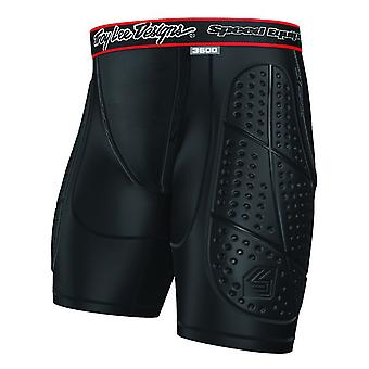 Troy Lee Designs nero Shock Doctor LPS3600 MX protezione Shorts