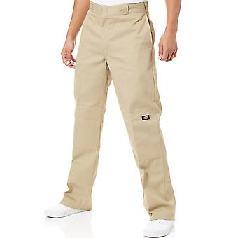 Dickies Khaki dubbel knä Workpants