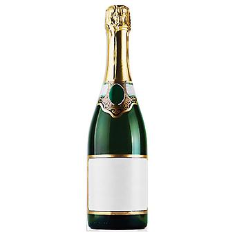 Butelka szampana - wyłącznik Lifesize tektury / Standee