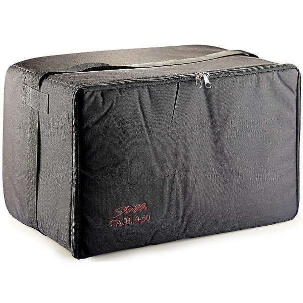 Stagg Cajon Bag with Shoulder Strap