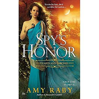 Spy's Honor (Hearts and Thrones)