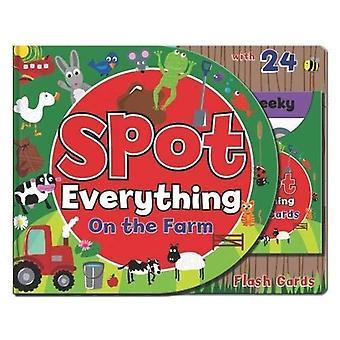 Spot Everything Book:- Farm