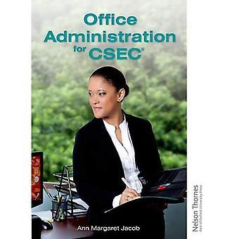 Office Administration för CSEC
