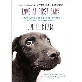 Kärlek vid första Bark: Hur sparar en hund kan ibland hjälpa dig att spara dig själv
