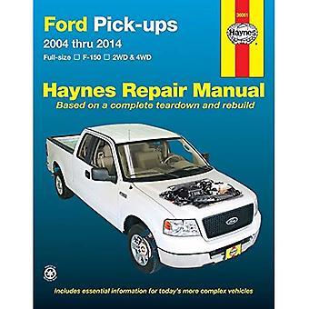 Ford F-150 Pick-Ups Automotive Repair Manual: 2004-14 (Haynes Automotive Repair Manuals)