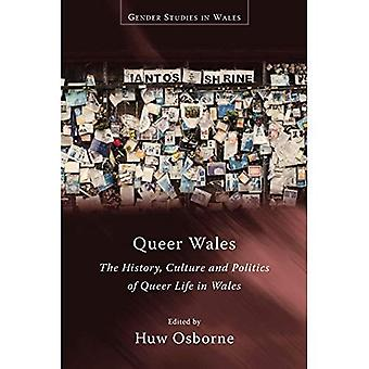 Queer Wales: The History, Culture and Politics of Queer Life in Wales