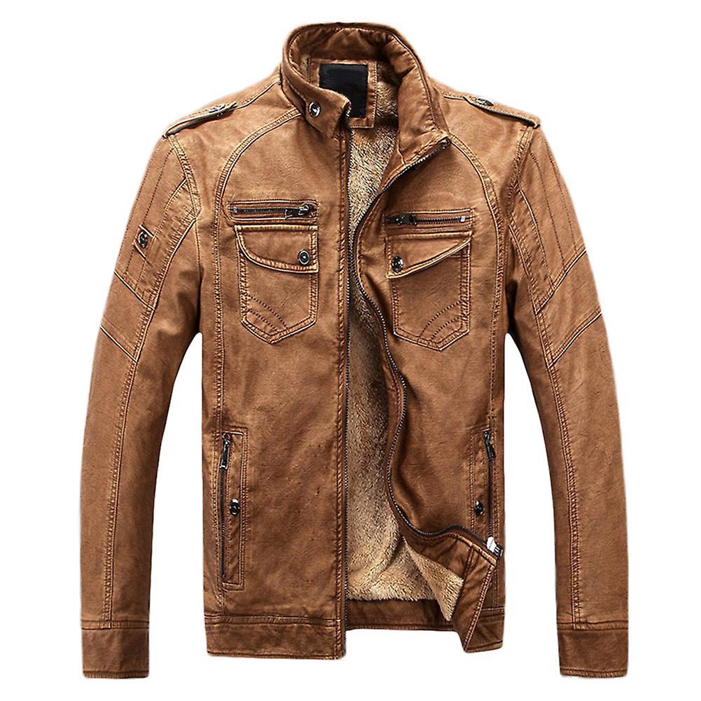 Cloudstyle veste PU simili cuir moto veste