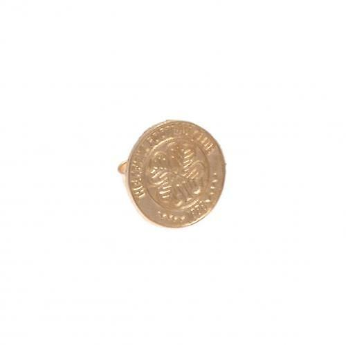 Celtic 9ct Gold Earring