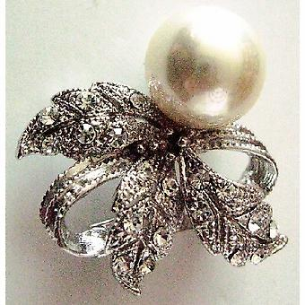 Reasonable Holiday Gift Great Price For Chrishmas Gift Diamante Brooch