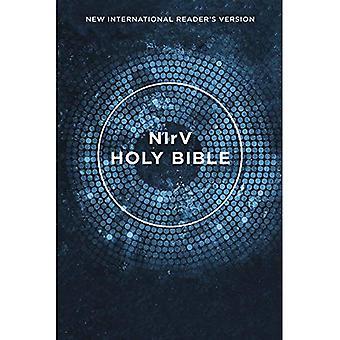 NIRV, sensibilisation Bible, livre de poche, bleu