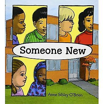 Une nouvelle personne