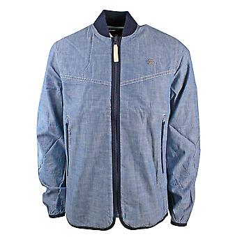 G-Star Setscale Overshirt L/S LT WT Blue Lockstart Chambray Rinsed Jacket