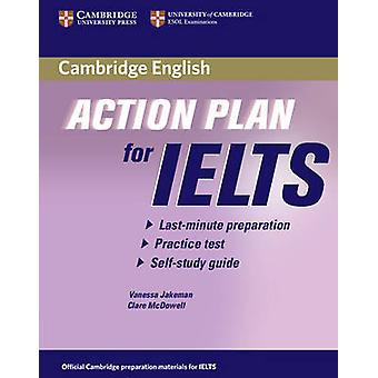 Action Plan for IELTS Selfstudy Students Book General Trai by Vanessa Jakeman