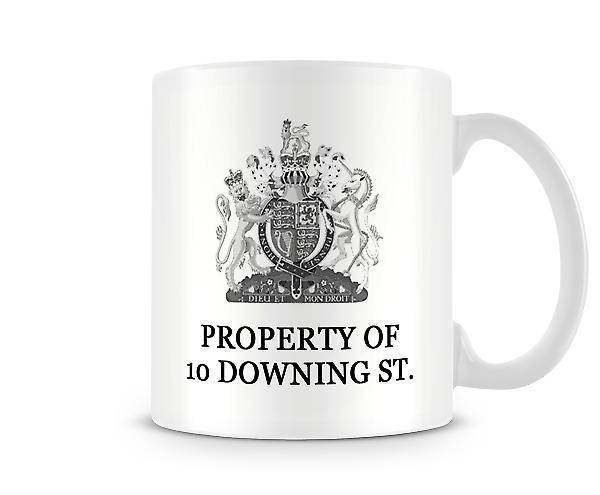 Property Of 10 Downing Street Mug