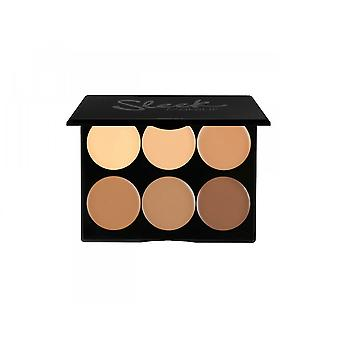 Sleek Makeup Cream Contour Kit ~ Medium