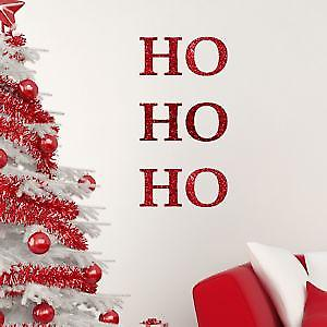 Ho Ho Ho Wall Sticker