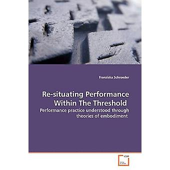 Resituating Performance Within The Threshold by Schroeder & Franziska