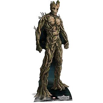 Groot Guardians Of The Galaxy Lifesize Cardboard Cutout / Standee / Standup