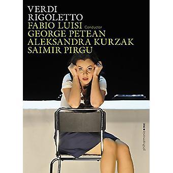 Rigoletto [DVD] USA import