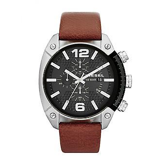 Diesel Brown Overflow Chronograph Watch DZ4296