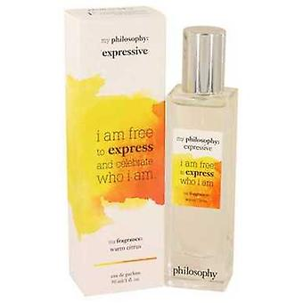 Philosophy Expressive By Philosophy Eau De Parfum Spray 1 Oz (women) V728-537699