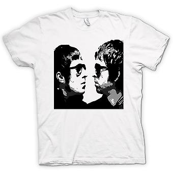 Kids T-shirt - Liam and Noel - Oasis