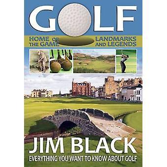 Golf by Jim Black - 9781852176112 Book