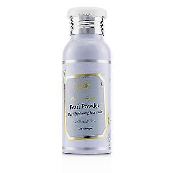 Sabon Ocean Secrets Pearl Powder Daily Exfoliating Face Scrub 70g/2.46oz