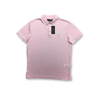 Ralph Lauren Polo custom slim fit polo in pink