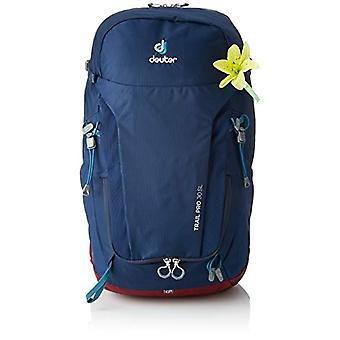 Deuter Trail Pro 30 SL Casual Backpack - 58 cm - liters - Blue (Midnight-Maron)