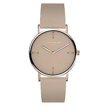 LIEBESKIND BERLIN Women's Watch Wristwatch Leather LT-0202-LQ