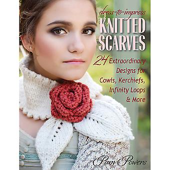 Stackpole Books-Knitted Scarves STB-13283