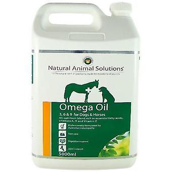 Omega 3,6 & 9 5 L hund & hest