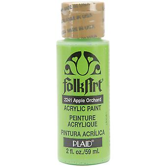 FolkArt Acrylic Paint 2oz-Apple Orchard FA-2241