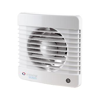 Vents energy-saving bathroom fan 150 Silenta-M series different models up to 242 m³/h IP34