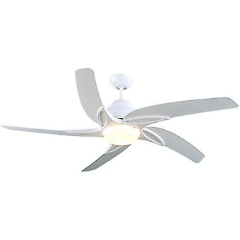Ceiling fan Viper white with lighting 137 cm / 54