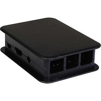 Banana Pi® B+ enclosure Black TEK-BERRY3.9 Raspberry Pi® A, B, B+