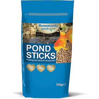 Teich Natur Sticks 5 Liter (750g) (Packung mit 6)