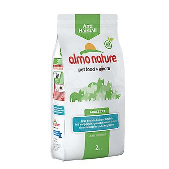 Almo Nature Holistic Anti-hairball Cat With Fish And Potatoes 2kg