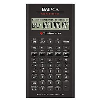 Texas instrumentos BA II + PRO calculadora (BAIIPLUSPROF)