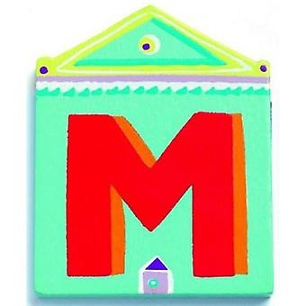 Djeco Cottage letter - M (Babies and Children , Toys , Others)