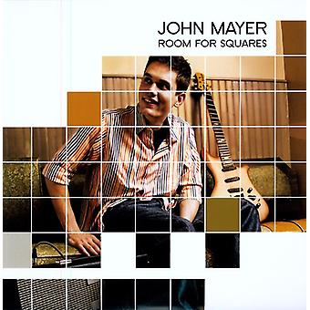 John Mayer - Room for Squares [Vinyl] USA import