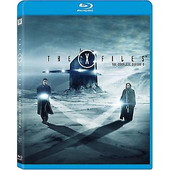 X-Files: The Complete Season 2 [Blu-ray] USA import