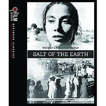 Salt of the Earth [Blu-ray] USA import