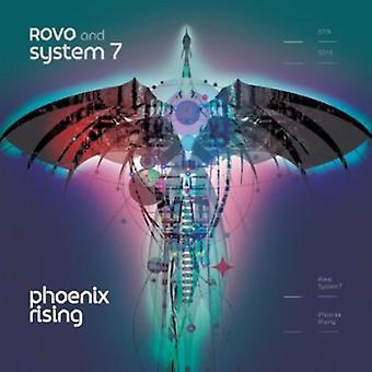 Rovo & System 7 - Phoenix Rising [CD] USA import