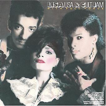 Lisa Lisa & Cult Jam - met volle kracht [CD] USA import