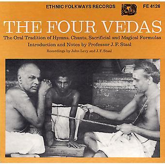 Vier Veda's - vier Veda's [CD] USA importeren