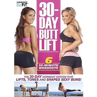 Befit: 30-Day Butt Lift [DVD] USA import