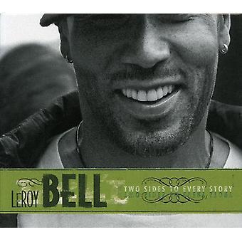 Leroy Bell - to sider af hver historie [CD] USA import